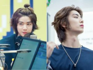 10 Male Idols Who Rocked The Long Hairstyle Chingu To The World